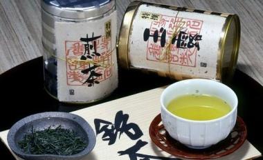 特選玉露・煎茶